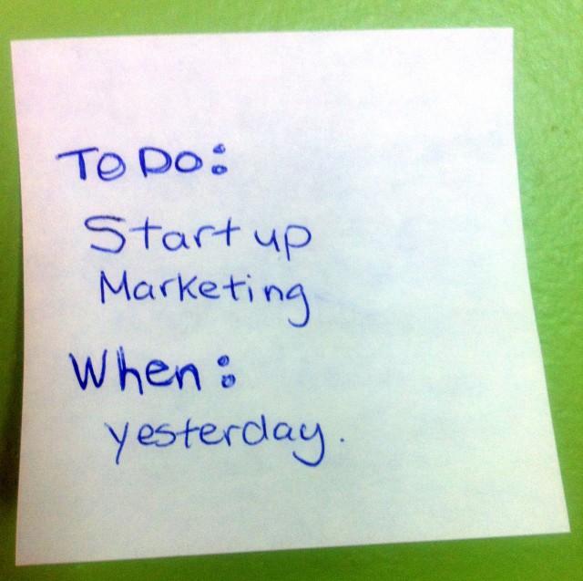 To do Marketing